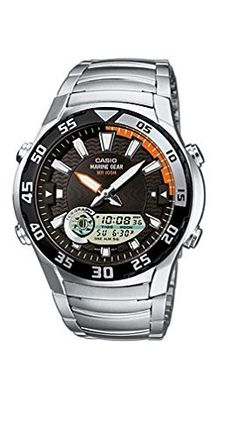 Men's Wrist Watches - Casio Mens Watch Casio Collection Amw710D1Avef -- Click on the image for additional details.