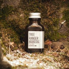The Beardbrand Tree Ranger is one of the best beard oils. Do you want to check which are the rest?  #beardoil #beardgrooming #beards #beardbrand