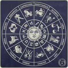 Zodiac Wheel T-Shirt / Male & Female Styles / Colour Choices / 6dollarshirts.com