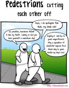 The Oatmeal comics