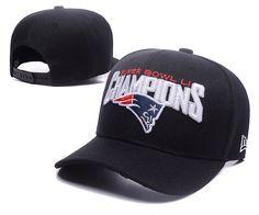 New England Patriots 2017 Super Bowl LI Champions Adjustable Hat LH New  England Patriots Snapback 475663553