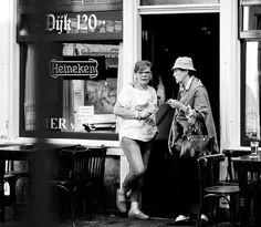 Drempelroken | Oog op Amsterdam
