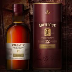 Aberlour's Travel Retail range comprise of their only exclusively Sherry Cask matured offering (a 12 year old) and a 15 year old Double Cask matured, which is aged in a mix of Bourbon 'Hogshead' and Sherry butts for 14 years, the casks are then blended together and refilled into a new sherry cask.
