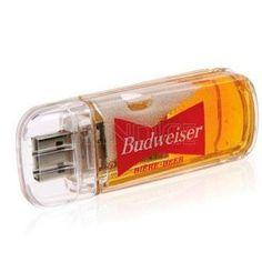 Pen drive com líquido personalizado www.brindice.com.br/brindes/pen-drive