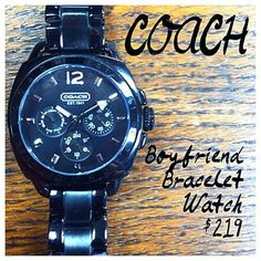 Coach items don't stick around long at Christine's, especially if they are as cute as this watch! | Yelp