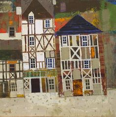 George Birrell artist, paintings and art at the Red Rag Scottish Art Gallery