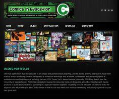 About -- Glen's Portfolio Two Decades, Teaching, Education, Comics, Comic Book, Onderwijs, Comic, Teaching Manners, Comic Books