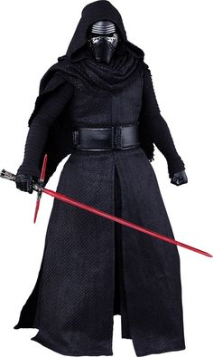 Star Wars The Force Awakens Kylo Ren Sixth-Scale Action Figure