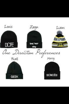 70480c6d9cac3 One Direction preferences One Direction Preferences