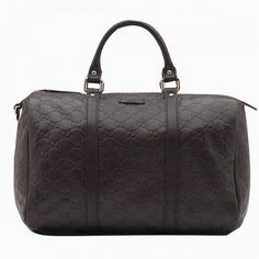 67e536ad6d87 Gucci Joy Medium Boston Bag Chocolate 193603 Sale
