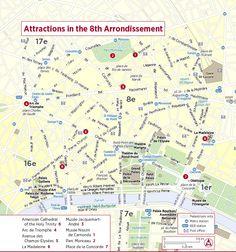 Paris Map Teaching Ideas Paris Pinterest Paris Map France - Show map of paris arrondissements