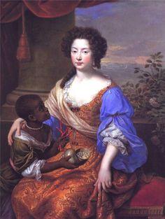 1682 Pierre Mignard - Louise de Kéroualle, Duchess of Portsmouth