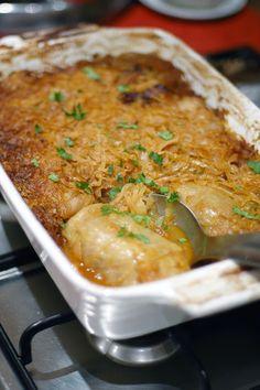 Sarma {cabbage rolls}  #croatian #food #recipes www.casademar.com