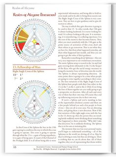 The Global Incarnation Index covers the 192 Incarnation Crosses. It's organized by Gate, w/ descriptions for Right angle, Juxtaposition, & Left angle Incarnation Crosses. The book is divided into 4 sections – one for each realm: Alcyone, Duhbe, Jupiter, and Sirius. It is an edited transcript of a lecture given by Ra Uru Hu, and thus, the language embodies his distinctive manner of speaking. Includes tables & graphs that give instructions for identifying and looking up an Incarnation Cross…