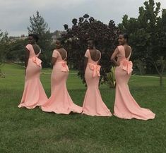 AFRICAN WEDDING TRAIN decisions are never easy for the brides, as choosing dresses for your favorite girls could be so challenging. African Bridesmaid Dresses, African Wedding Attire, African Wear Dresses, Latest African Fashion Dresses, Bridal Dresses, Wedding Gowns, Braids Maid Dresses, Dinner Gowns, African Traditional Dresses