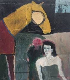 "Painting, ""Horses Watch Me"" Drawings, Horse Painting, Painting, Selling Art, Art, Selling Art Online, Saatchi Art, Prints, Original Artwork"