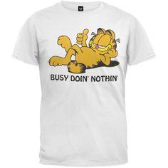 Garfield - Lazy T-Shirt