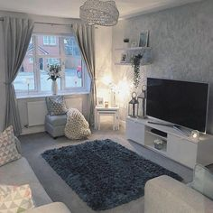 living room decoration to feel great room decor apartment living room decoration to feel great - Home Businezz Living Room Decor Cozy, Living Room Goals, Home Living Room, Interior Design Living Room, Cosy Living Room Small, Decorating Small Living Room, Small Living Room Designs, Bedroom Decor, Interior Desing