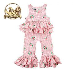 Mud Pie's Rose Romper is just too cute.  Now as one of Bear Cub Gifts' SUMMER SPECIALS it is now priced at $20.20.  Shipping is $5. Sizes are two 0-3m; two 6m; two 6-9m;  five 12m  Thanks for supporting our small business. #swaddletoddlebearcubgifts #Dahlonega #salesalesale #mudpieroseromper #mudpieclothing #summerspecial