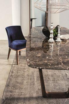 430 OPERA Table by Vibieffe design Gianluigi Landoni