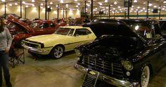 Cabin Fever Car Show @ Knoxville Expo Center