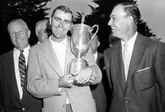 On this day, In 1955 Jack Fleck wins the US Open in an upset 18 hole playoff over Ben Hogan at the Olympic Club  http://www.golfhistorytoday.com/golf-events/2016/6/19/on-this-day-in-1955-jack-fleck-wins-the-us-open-in-an-upset-18-hole-playoff-over-ben-hogan-at-the-olympic-club