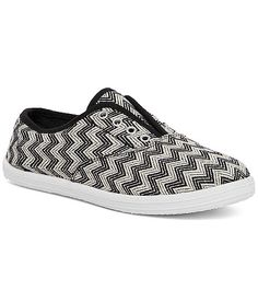Twisted Chevron Shoe