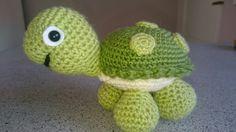 Tommy Turtle Amigurumi Crochet