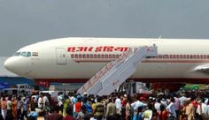 Air India Grounds Two Pilots For Exchanging Words And Blows In The Cockpit Just Before Takeoff. #AirIndia #Pilots #Fight