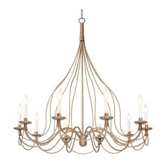 Bella | Chandeliers | Collections | Ironware International