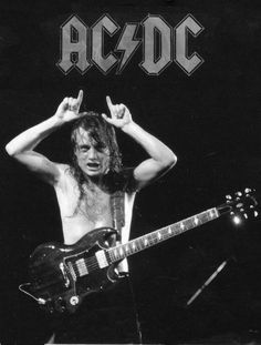 Be honest: every time you listen to ACDC you feel more badass.