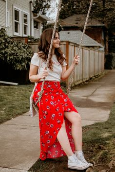 Express Your Ambition Curvy Outfits, Modest Outfits, Summer Outfits, Girl Outfits, Casual Outfits, Everyday Look, Everyday Fashion, Really Cute Outfits, Church Fashion
