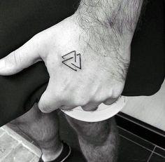 Small Tattoos Men on Pinterest   Small tattoos for men Tree tattoo ...