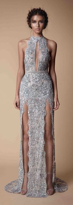Beautiful #BERTA evening style 18-62- now available at our NYC showroom