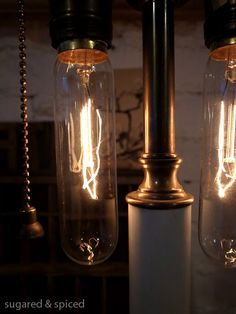 Would be cool to have some lamps like this in the house, match with old fashioned storytelling