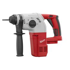 0756-20 Milwaukee Compact 1in. SDS Rotary Hammer:  The Milwaukee M28™ 1 in. Compact SDS Rotary Hammer is a powerful, compact design that's lightweight and extremely versatile. (Click the image to see our lower than manufacture price)