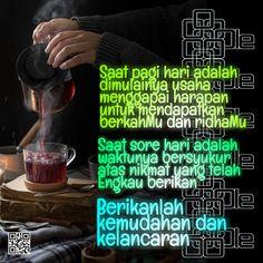 Semangat Penuh Harapan Doa