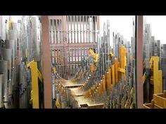 Pipe Organ Museum & Gallery in the Ballroom @ Longwood Gardens [HD 720p]…