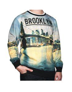 Sudadera Brooklyn (Unisex)
