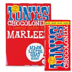 Tony's Chocolonely - Liefde