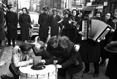 Salvation Army, 1953