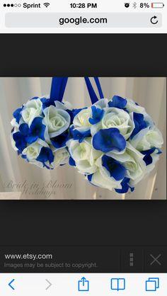Fake flower bouquets