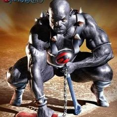 Composer: Bernard Hoffer Panthro's theme from the cartoon series, Thundercats. Comic Book Characters, Comic Character, Comic Books Art, Comic Art, Gi Joe, Black Comics, Comic Manga, 80 Cartoons, Black Artwork