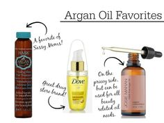 argan oil favorites beauty buzz