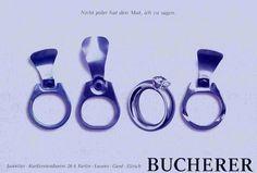 print jewelery ads | ... , Jewellery, Hintz Wild Schenk Werbung, Bucherer, Print, Outdoor, Ads