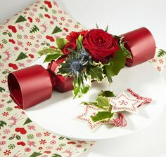 floral oasis christmas crackers - Google Search