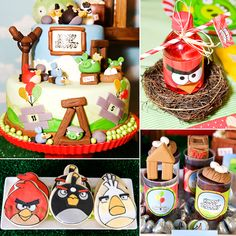 Happy Bird-Day! An Awesome Angry Birds Party