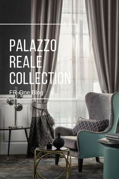 Discover the FR-One Palazzo Reale collection. Inherently flame-retardant furnishing fabrics for contract and residential use.  Drapery and upholstery fabrics