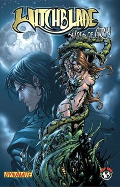 the Witchblade Comic Series