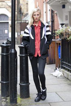 ロンドンスナップ street style london